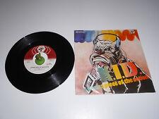 K.I.D. - I wanna Piece of the Action (1982) Vinyl 7` inch Single Vg +