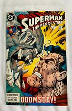 Superman: The Man Of Steel #19 - CGC 9.8 - Doomsday