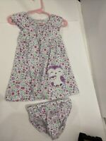 child of mine by carter's Sz 18 Months Dress/ Bloomers