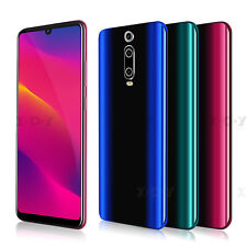 6,30 Zoll Dual SIM Android 9.0 Smartphone Handy Ohne Vertrag 4Core Phablet 3G 2G