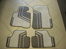 BMW X5 F15 M PERFORMANCE MATS 4 PIECE SET