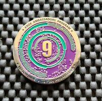Xbox Ambassador's Top 100 Coin medal Microsoft Rare Promo [SEASON 9] Gift Mario