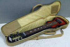 SX Sunburst Lap Steel Electric Guitar w/ Soft Case