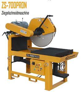 Lumag ZS-700PRON Ziegelschneidmaschine