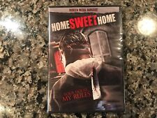 Home Sweet Home New Sealed Dvd! 2013 Horror! Also See Evil Dead & Mama & Carrie