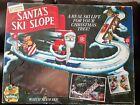 "1992-93 Mr. Christmas ""Santa's Ski Slope Complete w/ box, WORKS Animated Used"