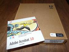 Adobe Acrobat 3.0 für Windows englische Vollversion, Rarität