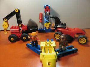 LEGO Duplo Toolo Fahrzeuge