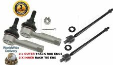 Pour Ford Maverick MAZDA Tribute 2001-2004 2 inner 2 extérieur track tie rod end rack