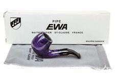 Ewa Lilou Violette Smooth Tobacco Pipe