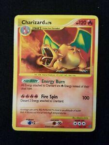 Pokemon TCG Charizard Diamond & Pearl Stormfront holo 103/100