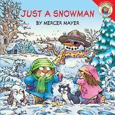Little Critter: Little Critter : Just a Snowman by Mercer Mayer (2004,...