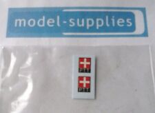Dinky 262 vw reproduction poste suisse decals