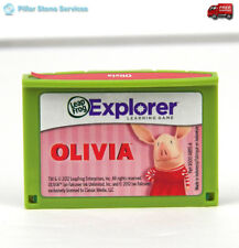 Olivia Mathematics Leap Frog Leapster explorer GS Leap Pad 1 2 3 GS XDi Ultra