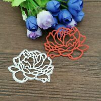 Metal Cutting Dies Jiken Flowers Frame Die Cuts for Scrapbooking DIY Card Paper Embossing Decor