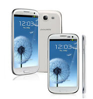 Samsung Galaxy S3 I9300 16GB 8.0MP GSM 3G Unlocked Mobile Phone - Marble White
