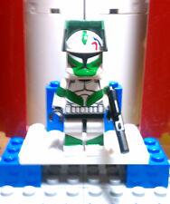 Lego Star Wars Custom Commander Draa 41st Elite Corps Clone Trooper Figure