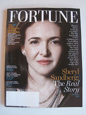 Fortune V168N7 - Sheryl Sandberg: The Real Story Facebook COO  - 28-Oct-2013