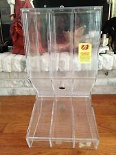 Acrylic Plexiglass Lucite Display/Dispenser