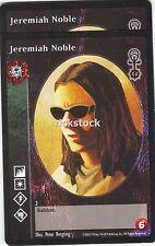 Jeremiah Noble x2 Brujah antitribu AE