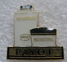 Pin's Produit de Beauté PAYOT PARIS Authentique   #D4