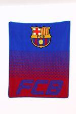 Barcelona FC Fleece Blanket fade Design