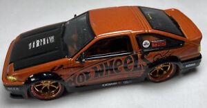 Hot Wheels D Force Toyota Corolla GTS - Treuno Jdm Import Orange - 1:50