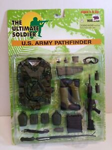 21st Century Toys Ultimate Soldier U.S. Army Pathfinder Set 1:6 Scale Sealed