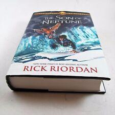 The Son of Neptune (Heroes of Olympus, Book 2), Rick Riordan Hardcover