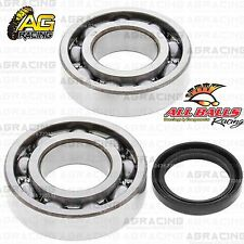 All Balls Crank Shaft Mains Bearings & Seals For Suzuki RMZ 250 2005 Motocross
