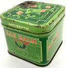 Vintage Medicinal Tin; Bag Balm; Lyndonville, Vermont; Udderly Great Graphics !