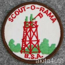 1960's Scout-O-Rama - National Generic Issue Mint - BSA