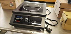 Spring USA SM-351C-FT Countertop Commercial Induction Range w/ (1) Burner, 208 V