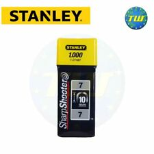Stanley Staple 10mm 1000pc Type 7 Sharpshooter Maestri Maxicraft Outifrance Sam