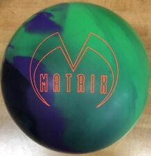 16lb Ebonite Matrix Solid Bowling Ball NIB!