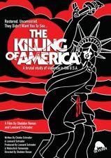 The Killing Of America 1981 DVD
