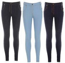 Full Length Cotton Blend Regular Leggings for Women