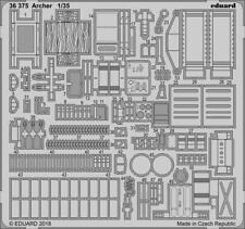 Eduard Photoetch set 1/35 scale - Archer for Tamiya - 36375