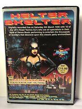 HELTER SKELTER THE VOYAGER TECHNODROME RAVE 8 TAPE PACK RARE 1996