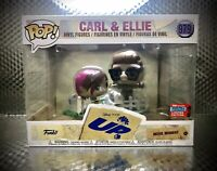 Funko Pop! Disney Pixar UP! Carl And Ellie NYCC 2020 Shared Exclusive Free ship!