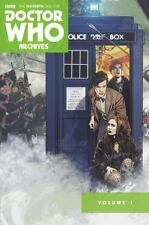 Doctor Who Vol. 1 : The Eleventh Doctor Archives Omnibus  (ExLib)