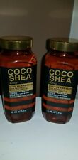 2 New Large Bath & Body Works Luxury Bubble Bath COCO SHEA QUEEN BEE PURE HONEY