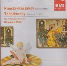 Rimsky - Korsakov : Sheherazade; Tchaikovsky - Riccardo Muti (NEU! OVP, NEW)