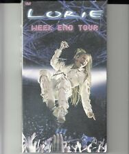 LONG BOX 2 X CD LORIE *WEEK END TOUR*