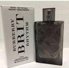 Burberry Brit Rhythm Intense 3.0 oz Men Eau de Toilette 90 ml NIB Tester
