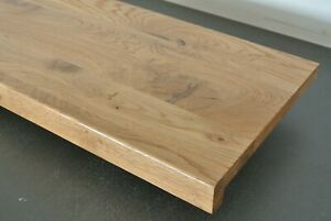 NEW! oak stair treads - system2 - RUSTIC GRADE, oiled and brushed