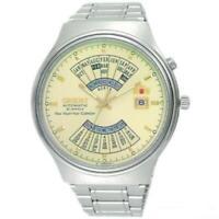 Orient FEU00002C Automatic Beige Dial Stainless Steel 50m Men's Watch
