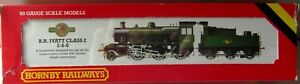 Hornby R952 BR Ivatt Class 2 2-6-0 Locomotive & Tender Boxed Tested