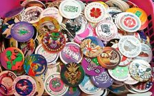 POGS MILKCAPS SAWBLADES 1000 Misc w/12 Slammers * Mystery Items Included