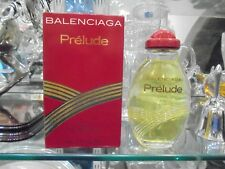BALENCIAGA PRELUDE EAU DE TOILETTE 100 ML VINTAGE PERFUME 1 VERSION PRE BARCODE